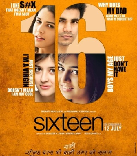 My Take on the Movie:  Sixteen